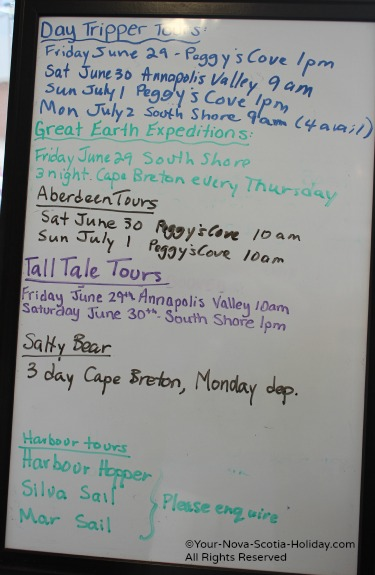 Day Trips close to Halifax