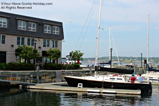 The Halifax Harbourfront