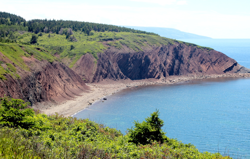 Take the Broad Cove Marsh Road between Inverness & Margaree harbour for breath-taking views along the Ceilidh Trail.