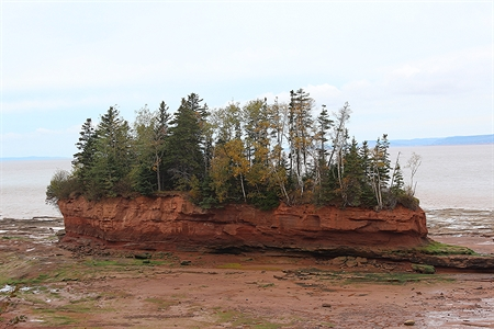 Bay Of Fundy Camping >> Bay of Fundy, Nova Scotia, Canada. See the highest tides ...
