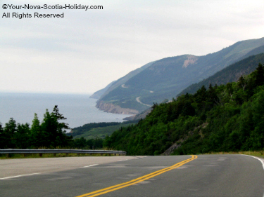 Cycling the Cabot Trail....the challenge ahead!