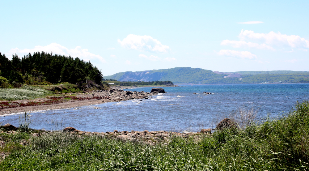 The Ceilidh Coastal trail is the first section of the Celtic Shores Coastal trail.  A 90-km multi-use recreational trail hugging the Atlantic coast shoreline.