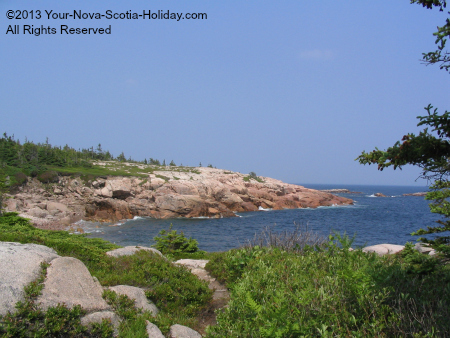 The Coastal & Jack Pine Hiking Trails