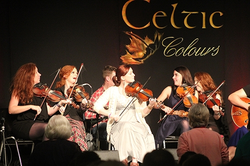 Celtic Colours International Music Festival