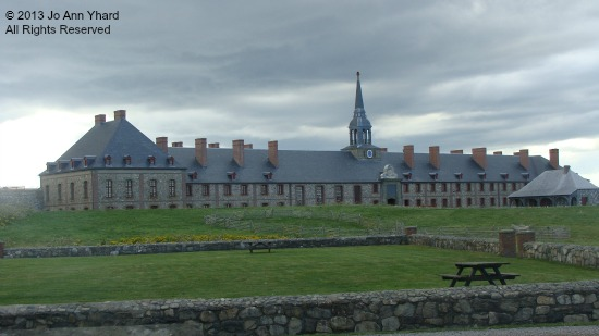 The King's Bastion, Fortress of Louisbourg