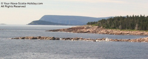 View from Green Cove