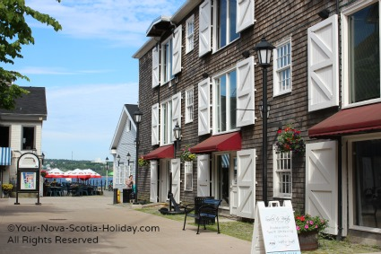 Historic Properties in Halifax