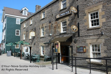 Lower Deck Pub in Halifax