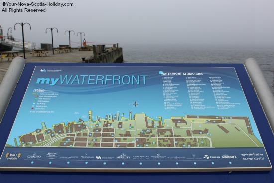 Explore the Halifax Harbourfront