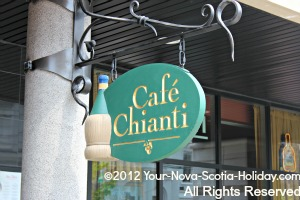 Cafe Chianti in Hallifax