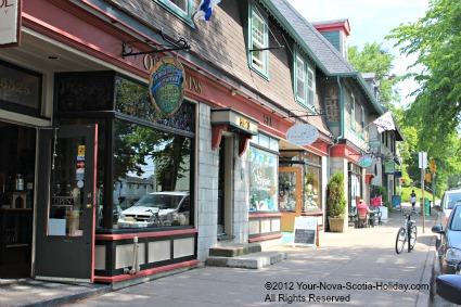 The Hydrostone Market in Halifax, Nova Scotia