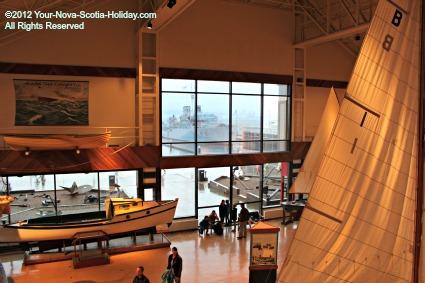 Maritime Museum of the Atlantic in Nova Scotia