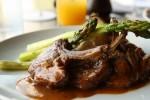 Lamb & Asparagus