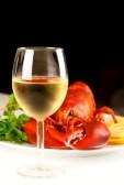 Lobster & White Wine