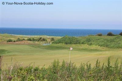 Cabot Links Golf Course, Inverness, Cape Breton