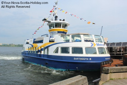 Halifax-Dartmouth Harbour Ferry