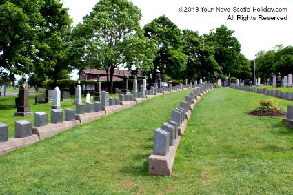 Fairview Lawn Cemetery, Halifax, Nova Scotia, Canada