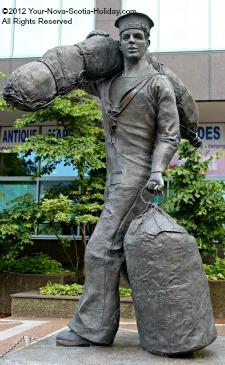 Halifax Sailor Monument